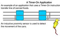 A Timer-On Application
