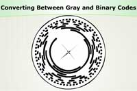 Converting Between Gray and Binary Codes