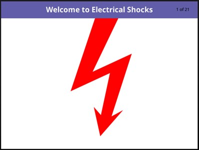 Electrical Shocks