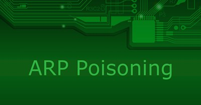Man in the Middle Attacks with ARP Poisoning