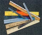 Everyone Knows How to Use a Ruler, Right?