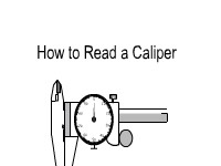 How to Read a Caliper