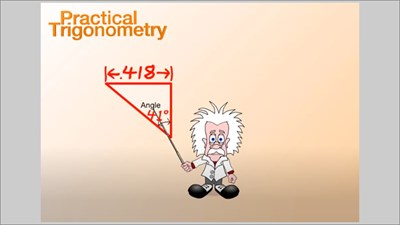 Practical Trigonometry (Screencast)