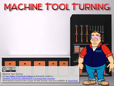 Machine Tool Turning