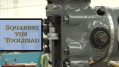 Squaring the Toolhead