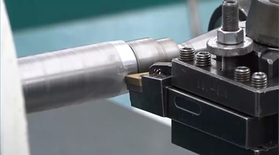 Cutting Tapers using the Taper Attachment