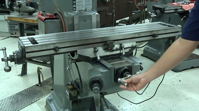 Overview of the Bridgeport Milling Machine