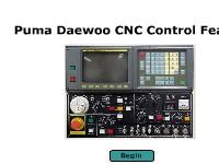 CNC Control Features
