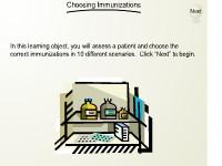 Choosing Immunizations