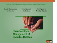Pharmacologic Management of Diabetes Mellitus
