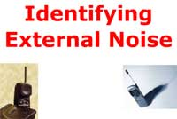 Identifying External Noise