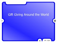 Gift Giving Around the World