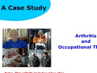 Case Study: Arthritis and Occupational Therapy
