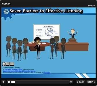 Seven Barriers to Listening