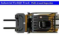 Lift Truck Inspection