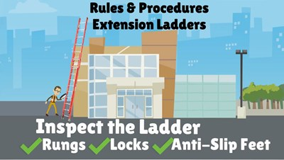 Ladder Safety and Fall Protection