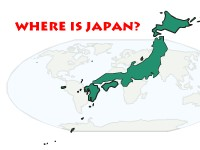 Where Is Japan?