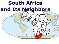 South Africa and Its Neighbors
