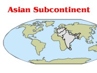 The Asian Subcontinent