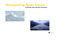 Recognizing Water Forms in North and Central America