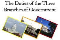 The Duties of the Three Branches of Government