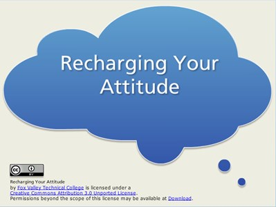Recharging Your Attitude