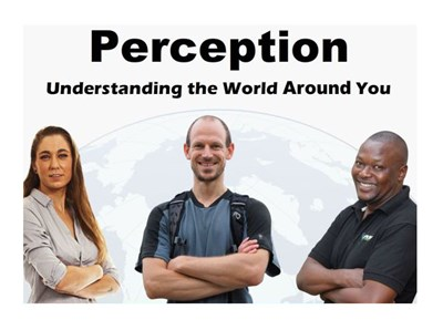 Perception - Understanding the World Around You
