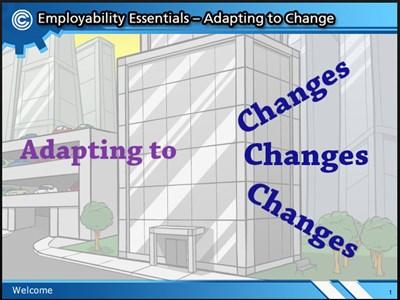 Employability Essentials - Adapt to Change