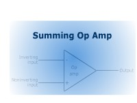Summing Op Amp