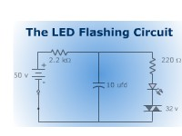 LED Flashing Circuit