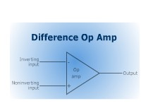 Difference Op Amp