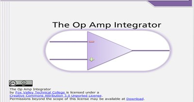 The Op Amp Integrator