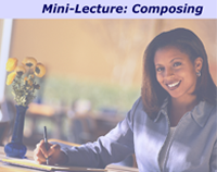 Mini-Lecture:  Composing