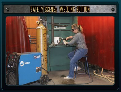 Safety Scene - Welding Edition